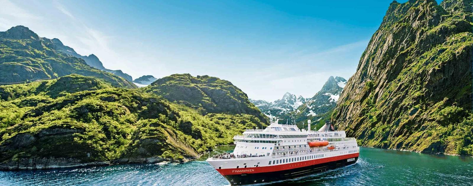 Reis Bergen - Kirkenes - Bergen | Hurtigruten