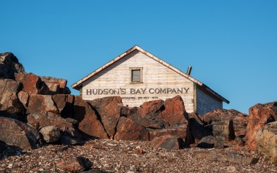 Hudson's Bay Company, Fort Ross, Canada